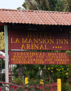 La Mansion Inn Arenal