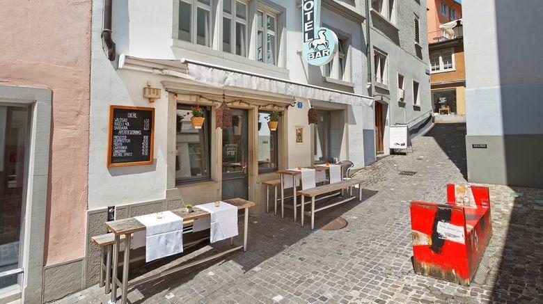 Hotel Roessli Exterior