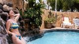 At Wind Chimes Inn Pool