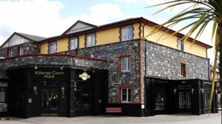 Killarney Court Hotel Exterior