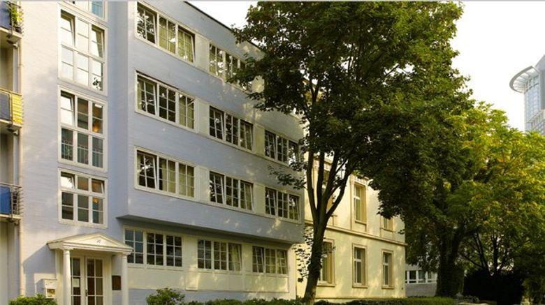 xenios Apartments Exterior