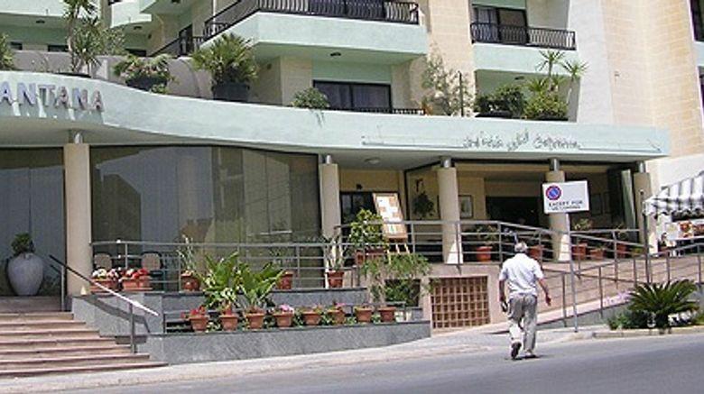Santana Hotel Exterior