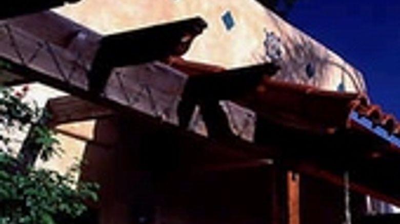 Blue Iguana Inn  and  Emerald Iguana Inn Exterior
