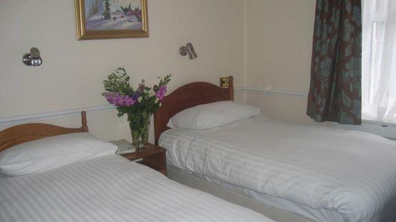 Europa House Hotel Room