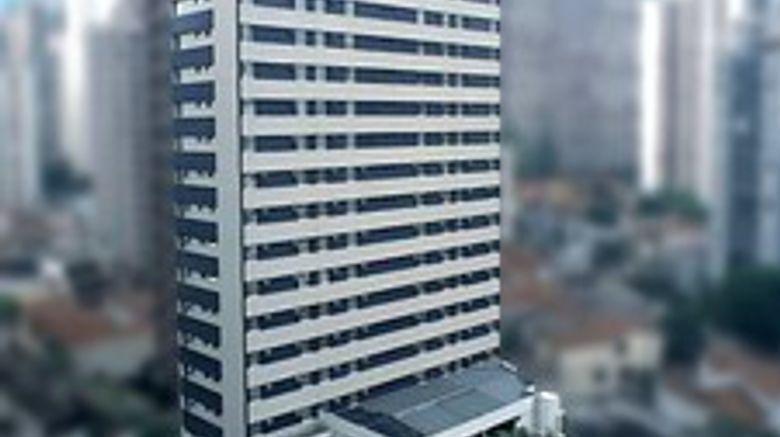 Hotel WZ Century Paulista Exterior