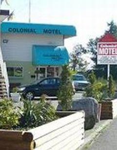 Colonial Motel Nanaimo
