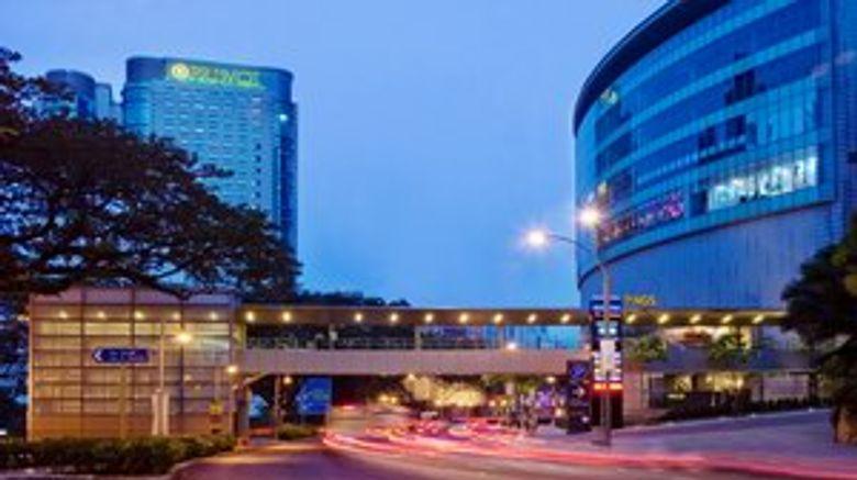 Pullman Kuala Lumpur City Centre Hotel Exterior