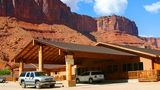 Red Cliffs Lodge Exterior