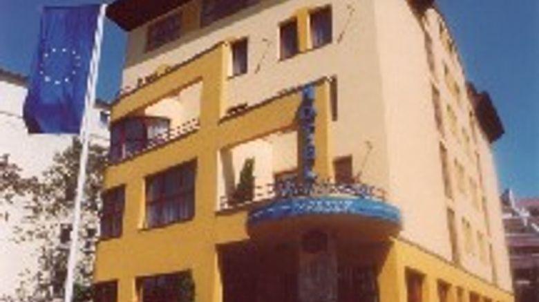 Hotel Mediterran Exterior
