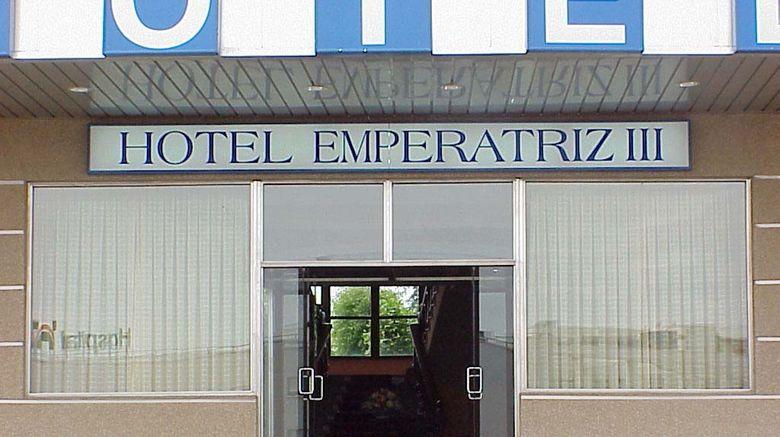 Hotel Emperatriz III Exterior