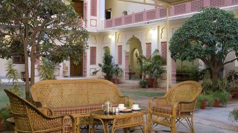 Chirmi Palace Lobby