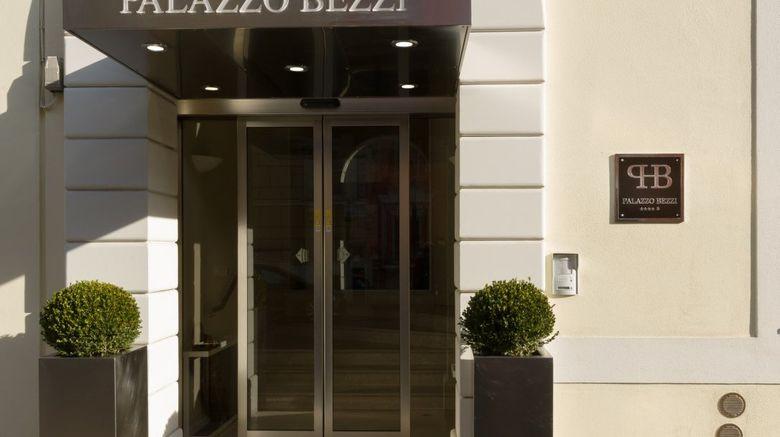 Palazzo Bezzi Hotel Exterior