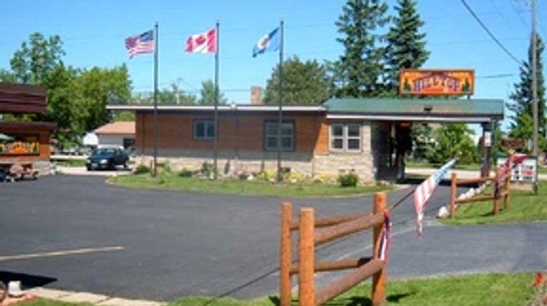 Hilltop Motel Exterior