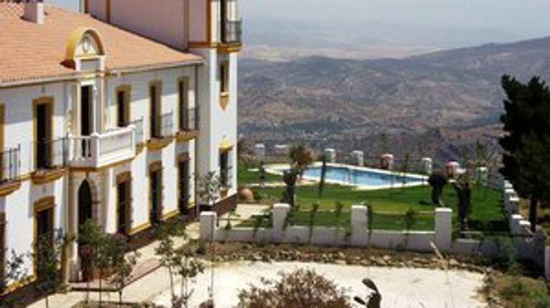 Cerro de Hijar Hotel Exterior