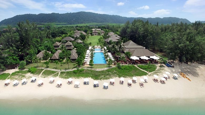 Layana Resort  and  Spa Exterior