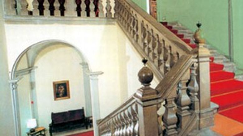 Hotel Bosone Palace Lobby