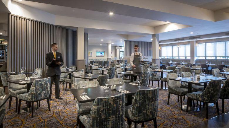 <b>Maldron Hotel Sandy Road Galway Restaurant</b>