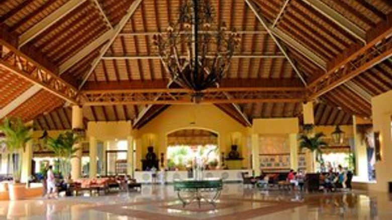 Caribe Club Princess Beach Resort  and  Spa Lobby