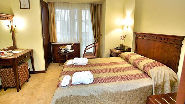 Taksim Star Hotel Room