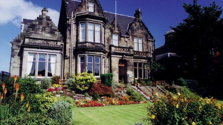 Dunstane House Exterior