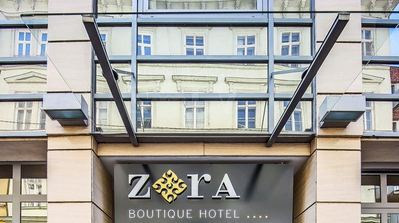 Boutique Hotel Budapest Exterior