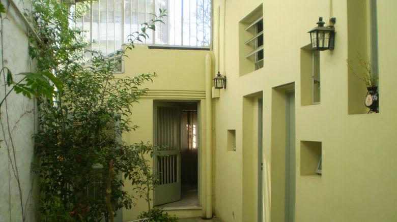 Palermo Viejo B  and  B Exterior