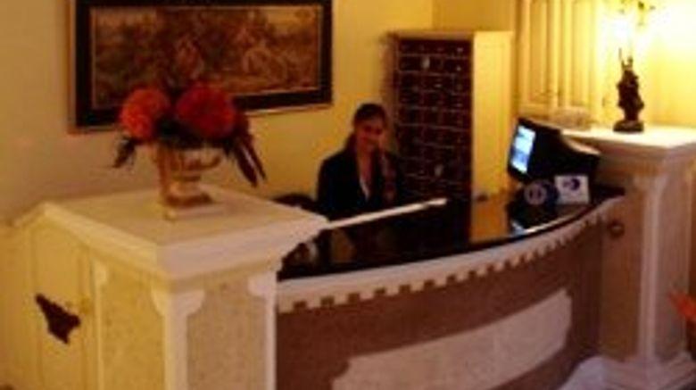 Eugenia Hotel Lobby