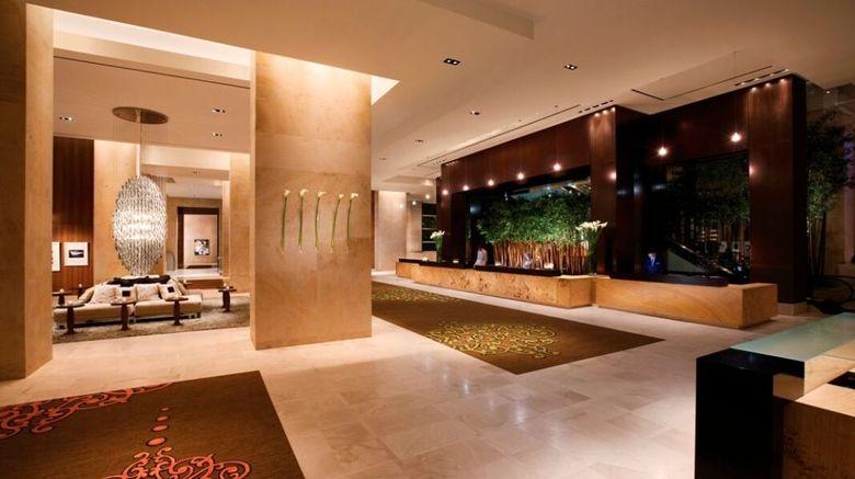 The Water Club Hotel at Borgata Lobby