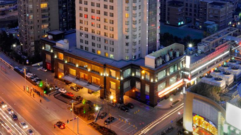 Jinling Hotel Wuxi Exterior