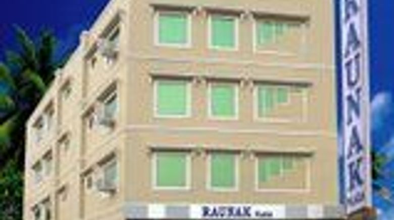 Hotel Raunak International Exterior