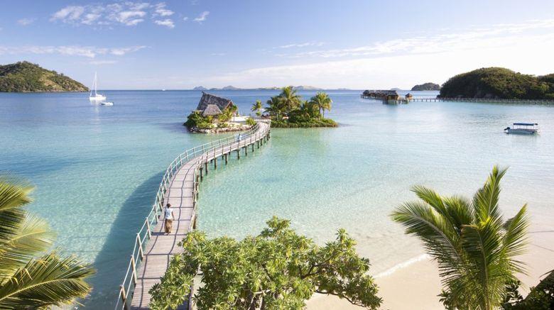 Likuliku Lagoon Resort Exterior