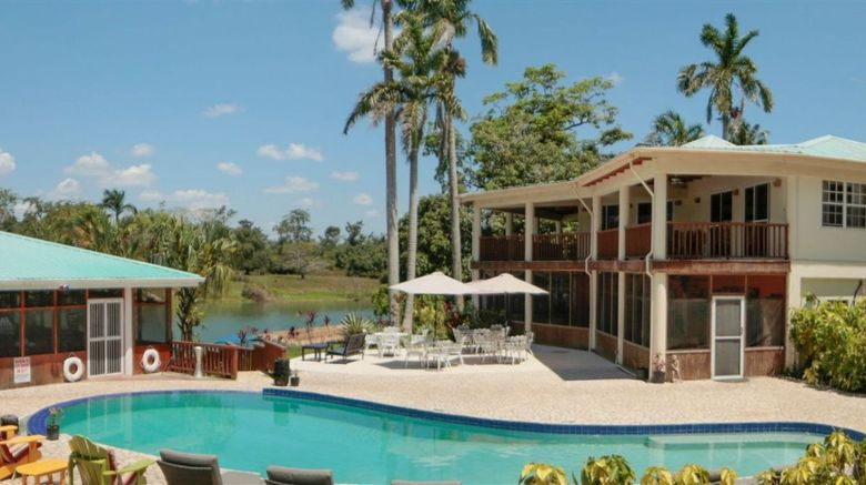 Black Orchid Resort Exterior