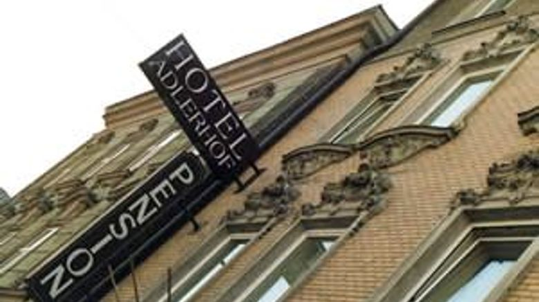 <b>Hotel-Pension Adlerhof Exterior</b>