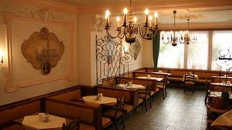 <b>Hotel-Pension Adlerhof Restaurant</b>