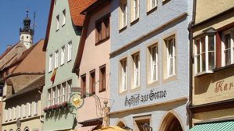 Hotel und Gasthof zur Sonne Exterior