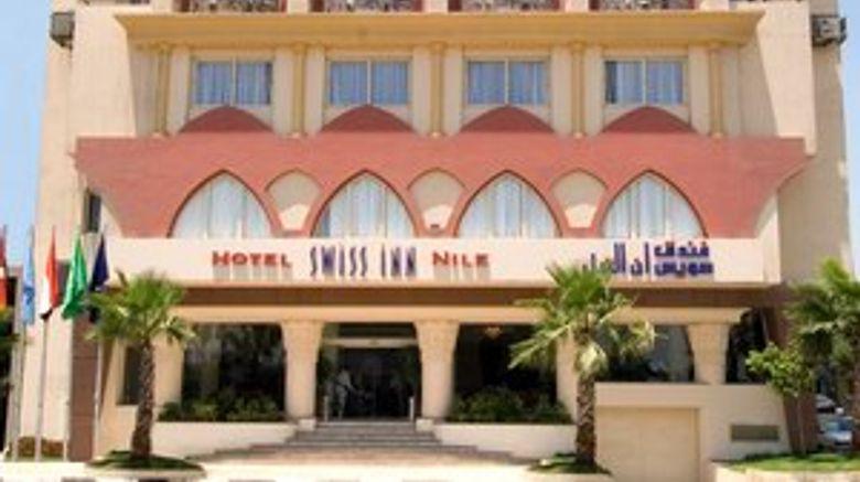 Swiss Inn Nile Hotel Exterior