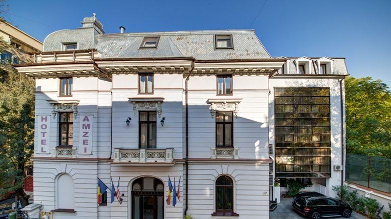 Hotel Amzei Exterior