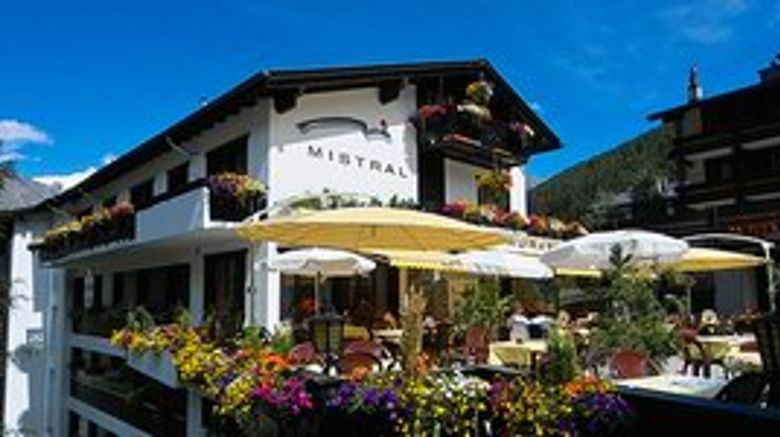 Hotel Mistral Exterior