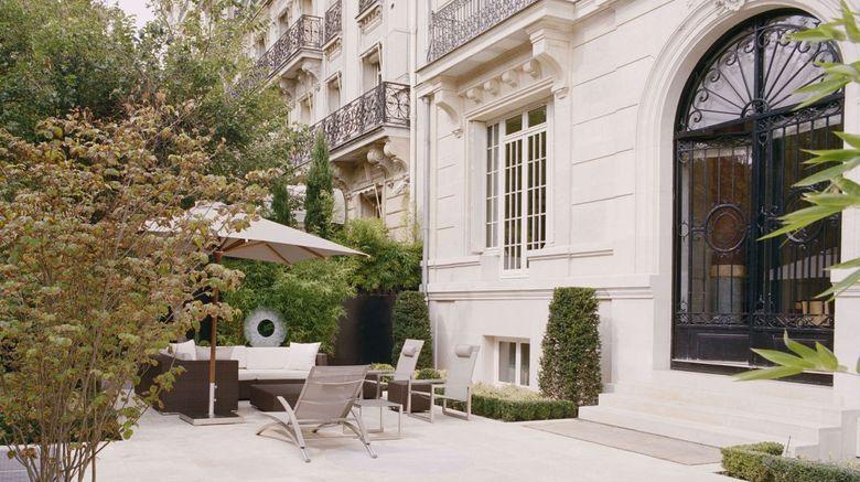 La Reserve Paris Apartments Exterior