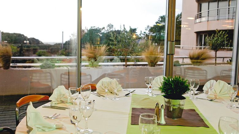 <b>Les Jardins de L'Atlantique Restaurant</b>
