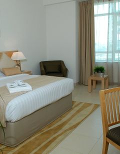 Oaks Liwa Heights Hotel Apartments