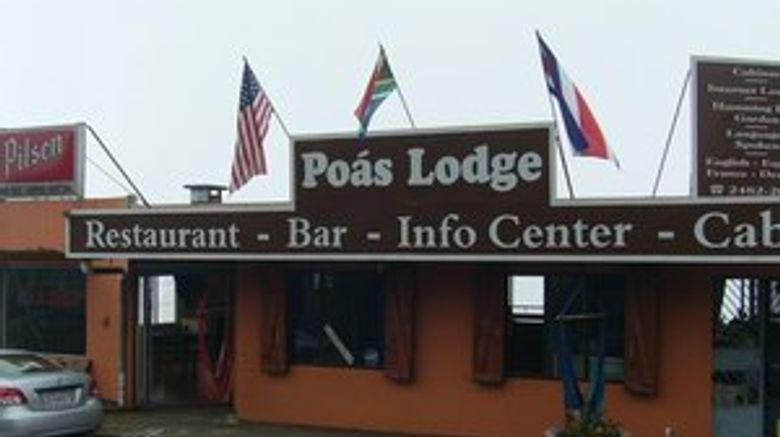 Poas Lodge Exterior