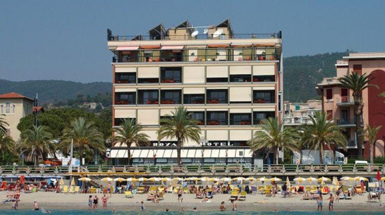 Hotel Royal  and  Aquamarina Thalassospa Exterior