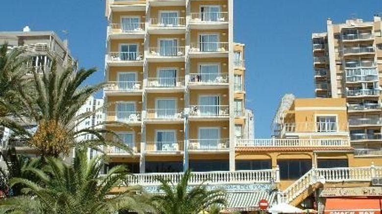 Hotel Porto Calpe Exterior