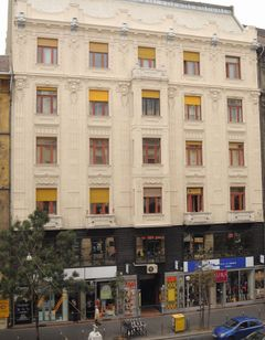 Budapest Panorama Central Hotel
