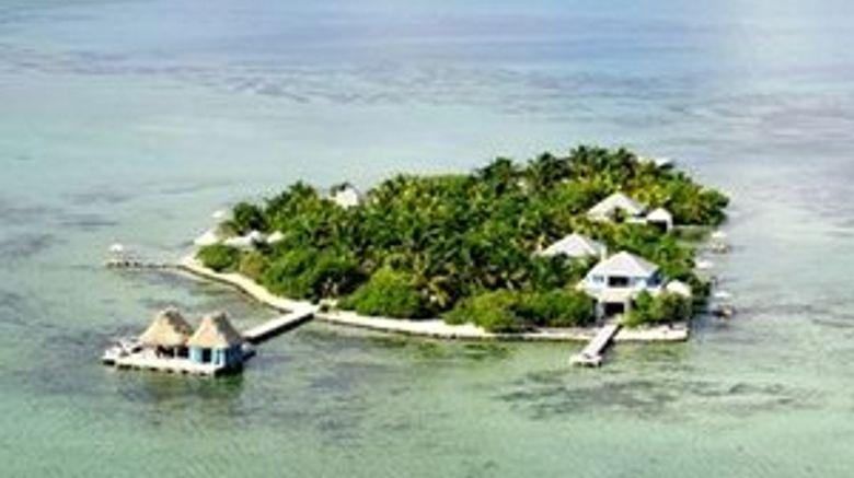 Cayo Espanto Private Island Resort Exterior