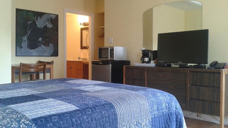River Heights Motel Room