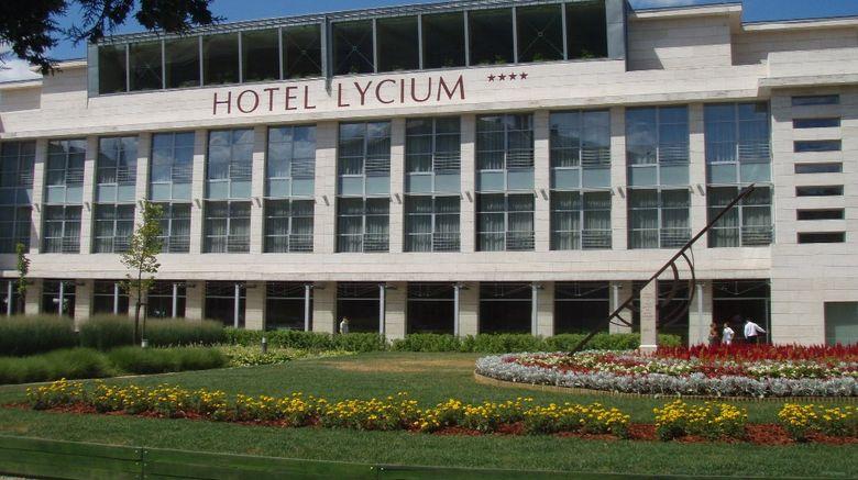 Hotel Lycium Debrecen Exterior