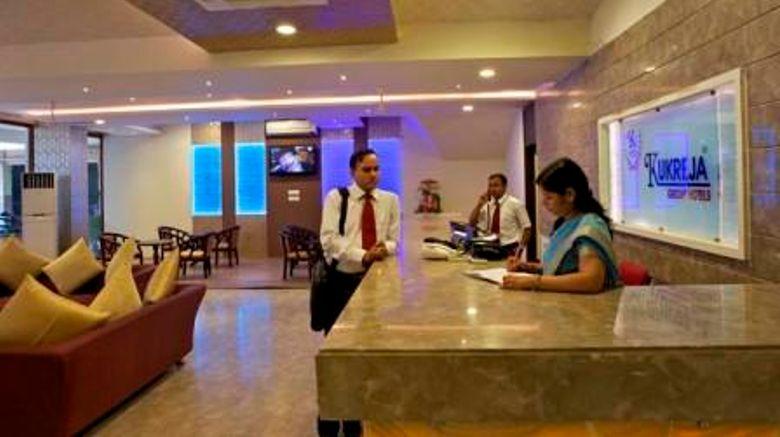 <b>Hotel Mandakini Jaya International Lobby</b>