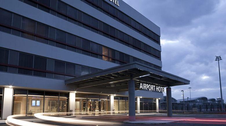 ISG Airport Hotel Exterior